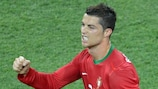 Matchwinner war Cristiano Ronaldo