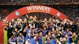 2012/13: Ivanović incorona il Chelsea
