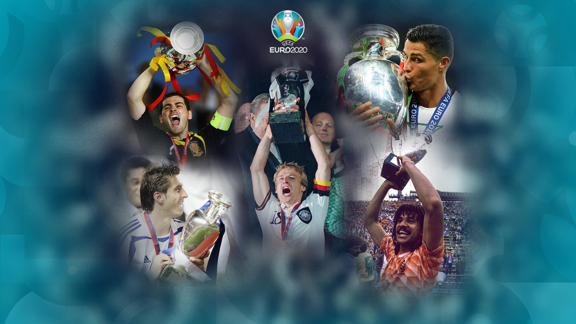 seizième édition du Championnat d'Europe de Football Euro 2020-2021 , une édition entièrement inédite