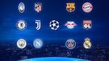 UEFA Champions League quarter-final, semi-final and final draws