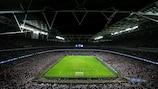Sicurezza negli stadi:  Wembley (Londra) ospiterà la finale di UEFA EURO 2020