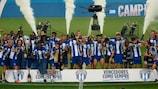 Porto vence clássico com o Sporting e é o novo campeão de Portugal