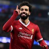 No te pierdas los goles de Mohamed Salah en la Champions League de la edición 2017/18.