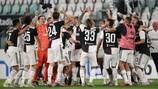 Juventus feiert die neunte Meisterschaft in Folge