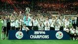 Deutschland feiert den Triumph bei der EURO 1996