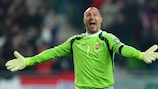 Goalkeeper Gábor Király is the only 40-something to have appeared at a EURO