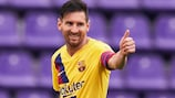 Лионель Месси сделал в минувшем чемпионате Испании 21 голевую передачу