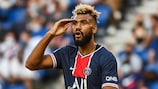 Paris forward Eric Maxim Choupo-Moting reporting for duty