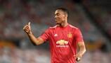 Anthony Martial und Manchester United stehen im Halbfinale