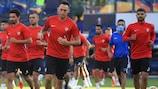 El Sevilla derró al Cluj en los dieciseisavos de final