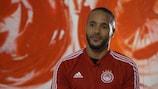 Youssef El-Arabi s'est confié en exclusivité au micro d'UEFA.com