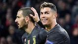 Cristiano Ronaldo ha marcado 25 goles en cuartos de final