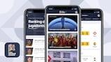 Sigue la UEFA Nations League con la app oficial