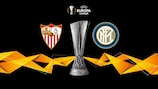 Sevilla are the designated home team for Friday's final