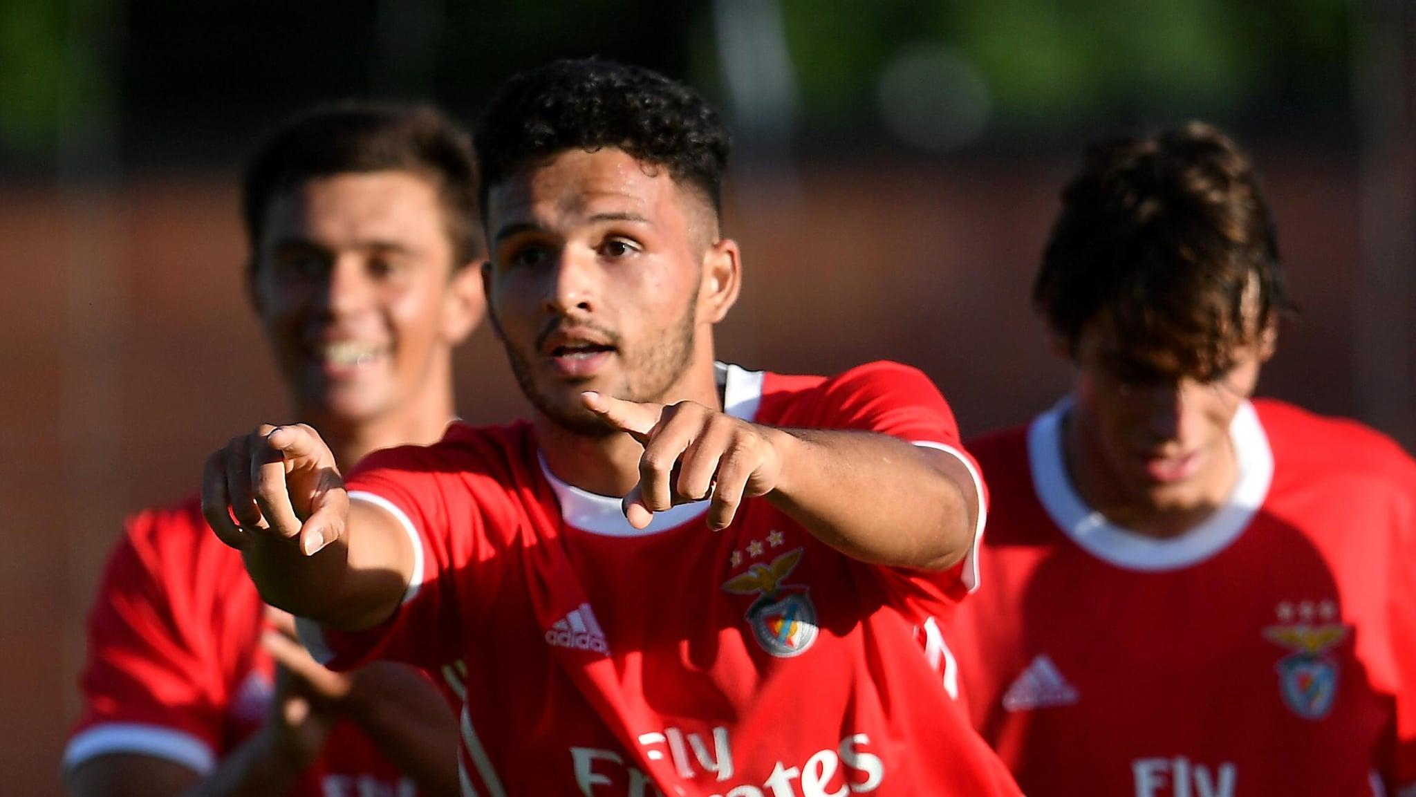 Highlights Dinamo Zagreb 1 3 Benfica Uefa Youth League Uefa Com