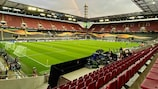 Stadion Köln will be empty for the final