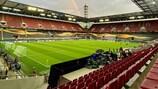 O Stadion Köln vai estar vazio para a  final