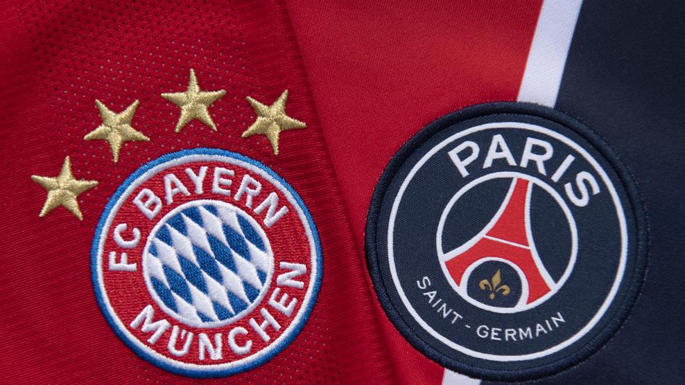 Champions League Final Head To Head Paris Vs Bayern Uefa Champions League Uefa Com