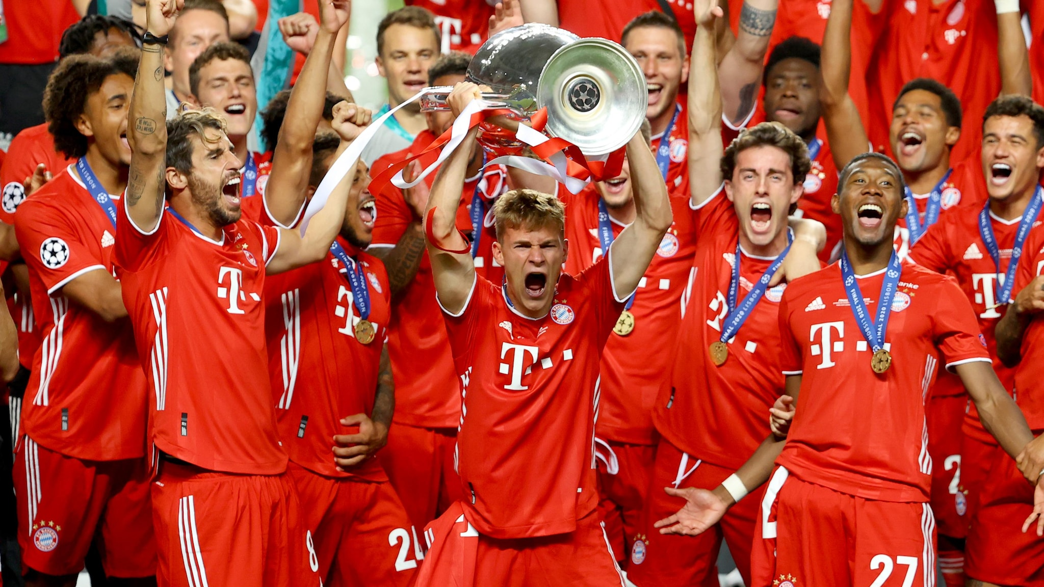 Who U0026 39 S Won The Treble Bayern Double Up UEFA Champions