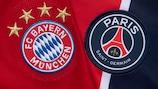 Bayern y Paris, en la final