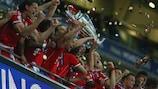 Los goles de los seis títulos del Bayern en la Copa de Europa