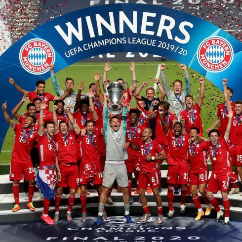 paris 0 1 bayern coman scores champions league final winner uefa champions league uefa com uefa champions league