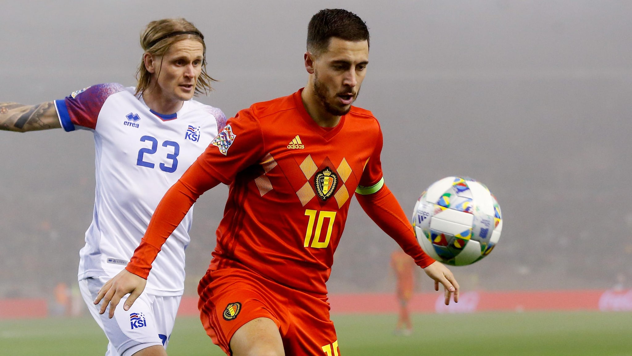 Belgium vs Iceland Nations League preview: where to watch, team news