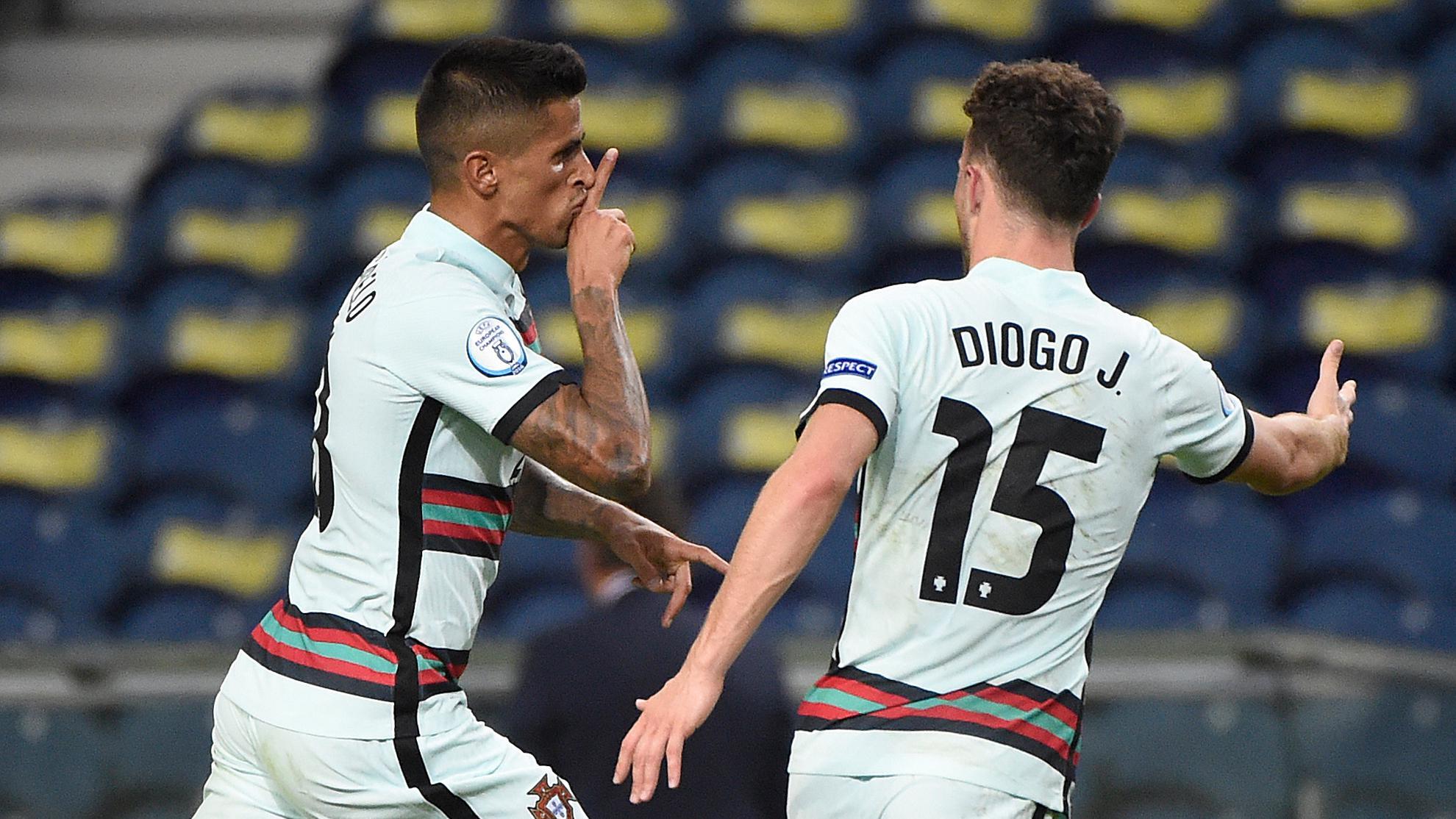 Portugal 4-1 Croatia: report