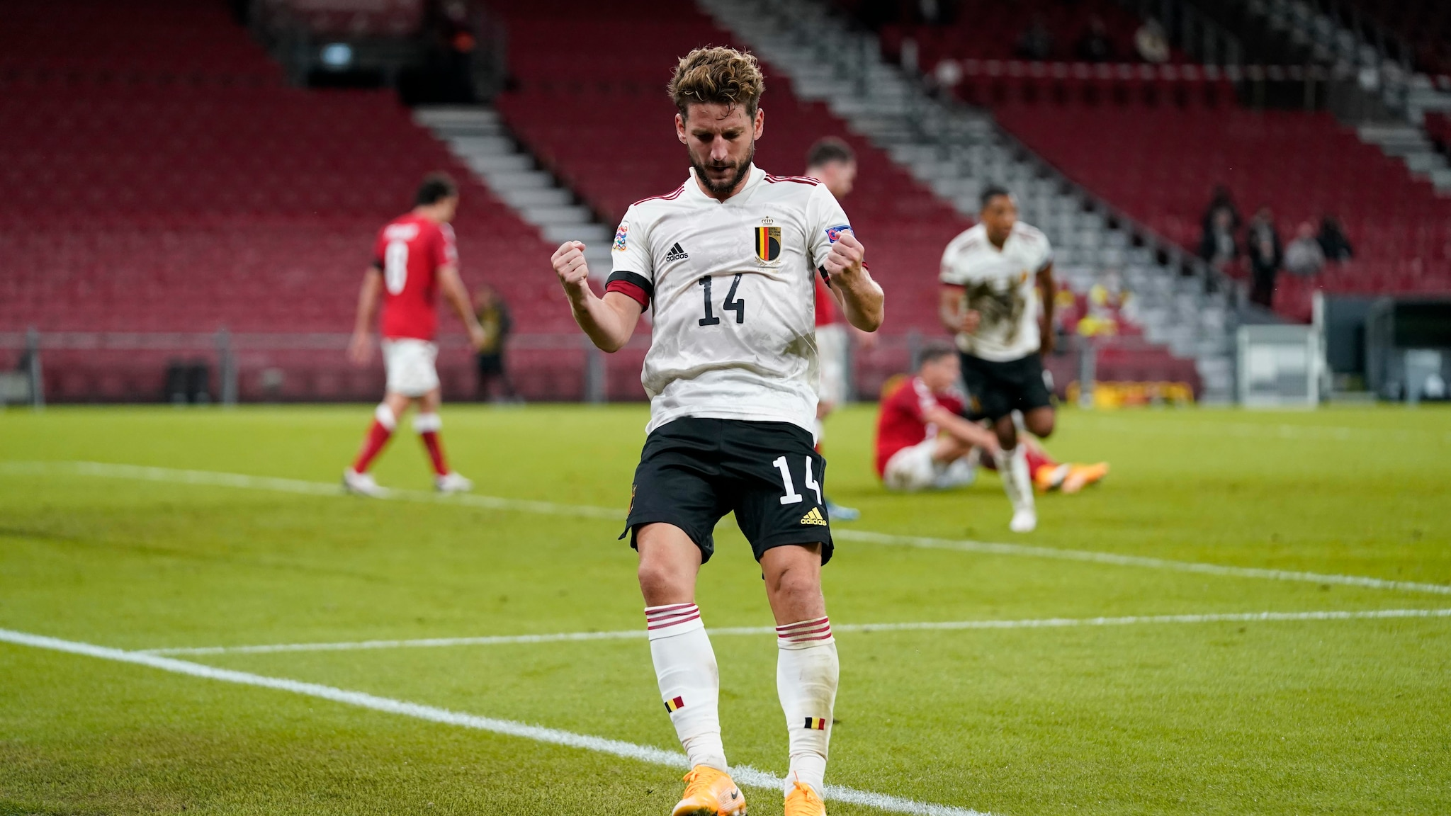 Highlights Denmark 0 2 Belgium Uefa Nations League Uefa Com