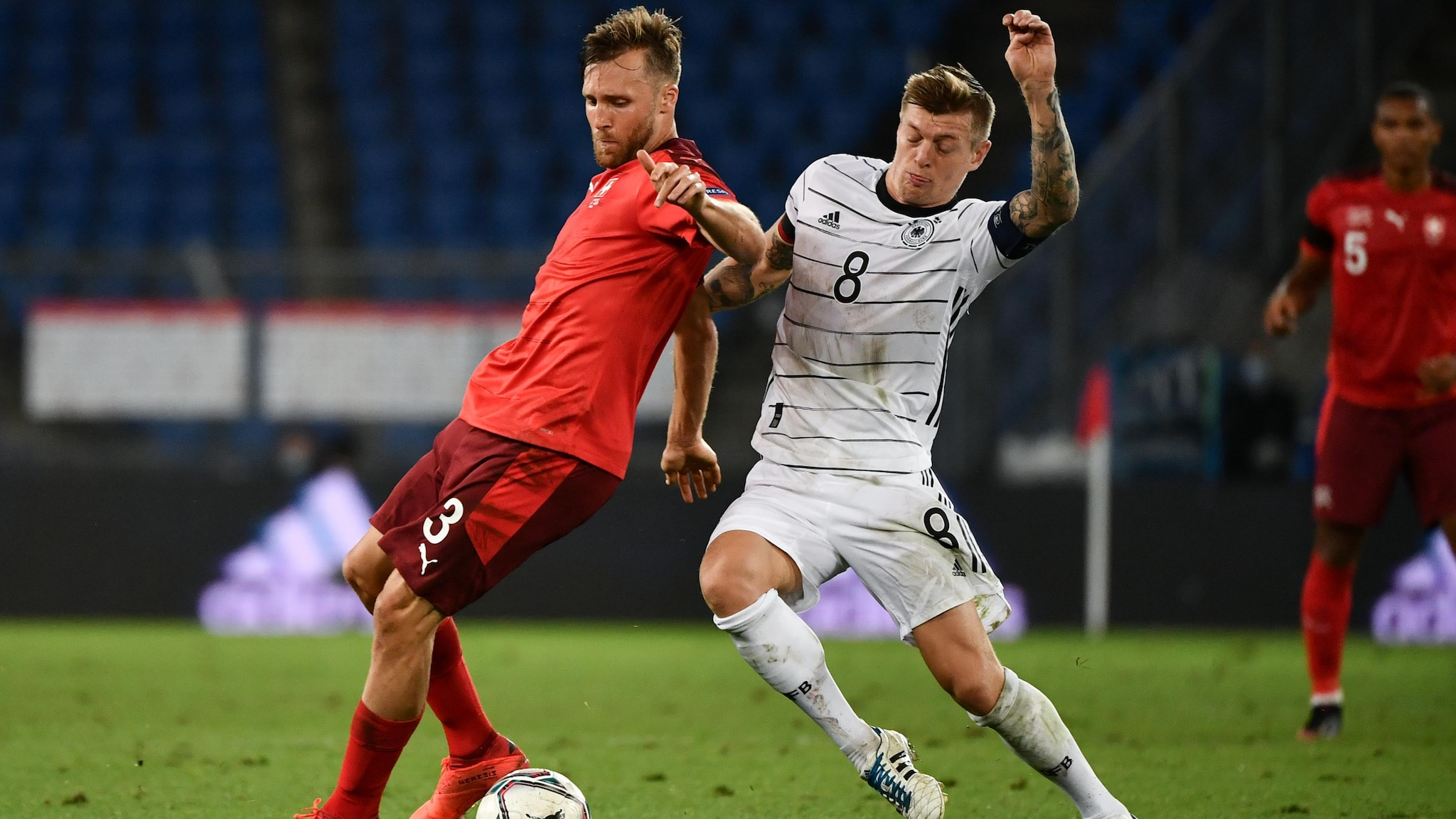 Highlights Switzerland 1 1 Germany Uefa Nations League Uefa Com