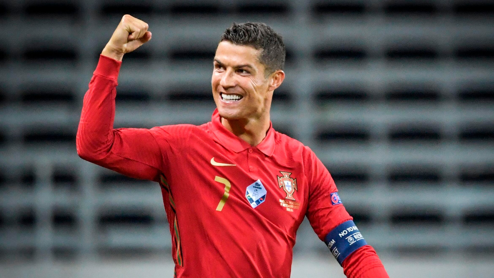 Ronaldo's 100: who, what, when, how