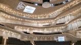 Hamburg's Elbphilharmonie will stage the EURO 2024 finals draw