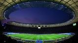 Auch das Stadion in Frankfurt ist Gastgeber der UEFA EURO 2024