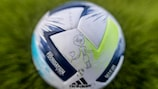 18 children from across Europe have helped design the 2020 UEFA Super Cup ball
