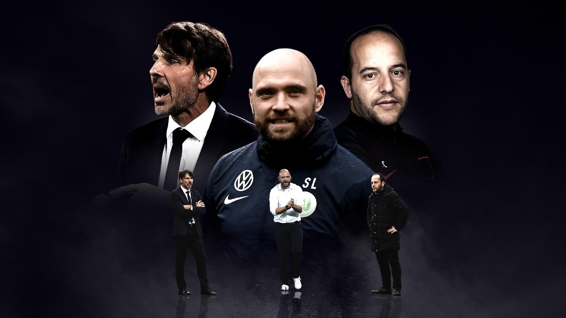Entraîneur d'équipe féminine de l'année UEFA, Cortés, Lerch et Vasseur nommés