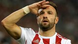 Mathieu Valbuena made the breakthrough for the hosts