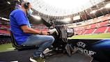 Onde ver a Supertaça Europeia da UEFA