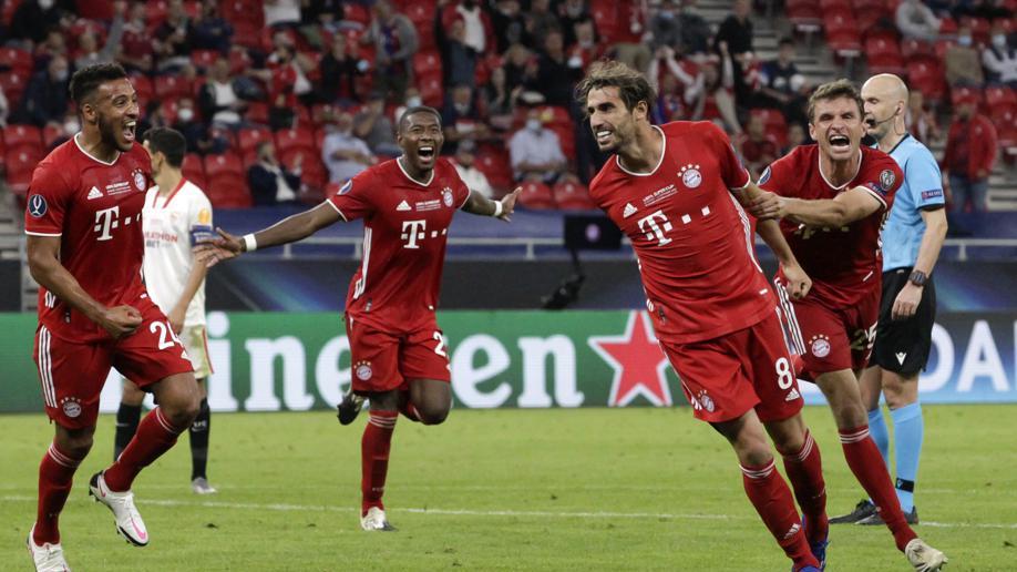 Crónica: Bayern 2-1 Sevilha