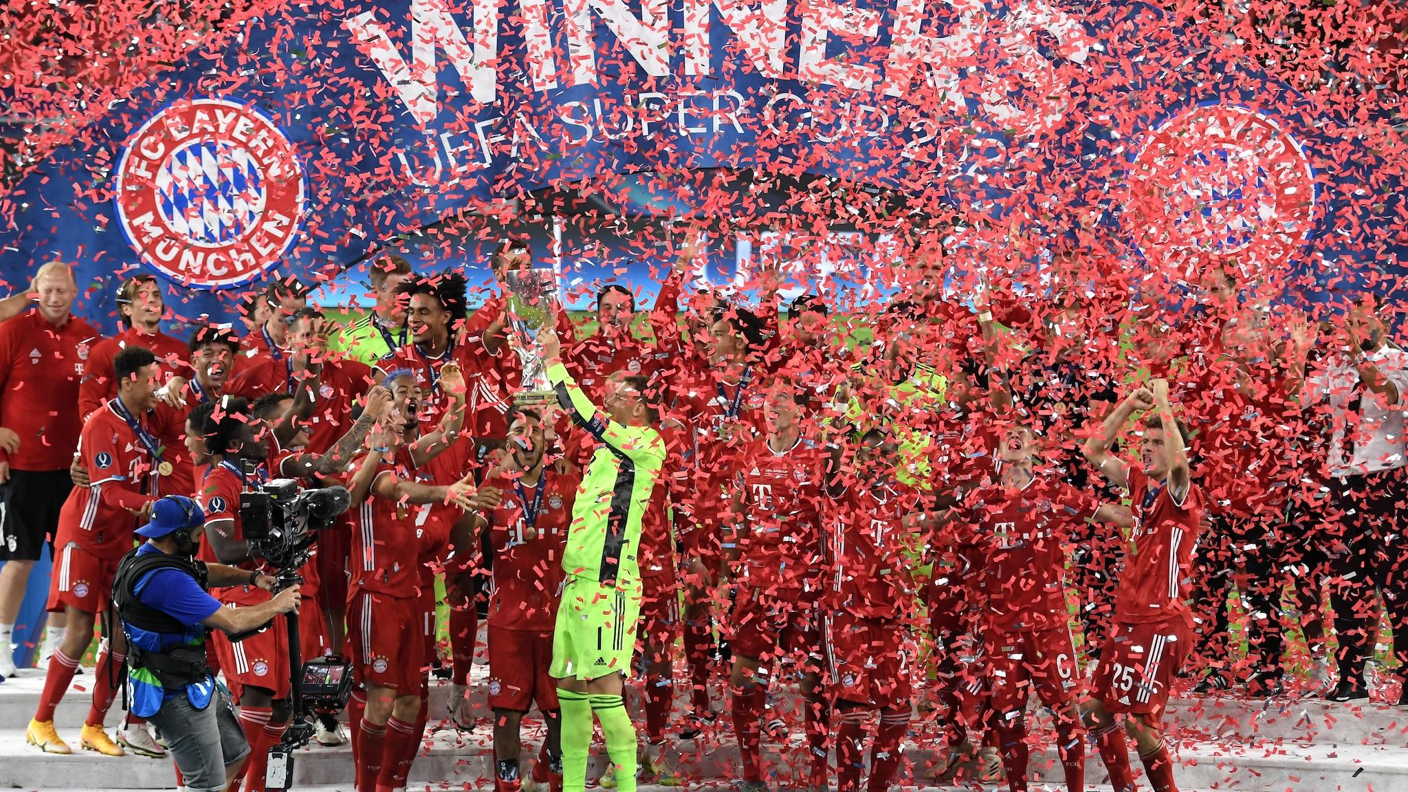 Super Coupe, le Bayern toujours invincible, Séville a tout tenté