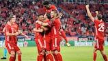 Javi Martinez köpfte die Bayern gegen Sevilla zum Sieg