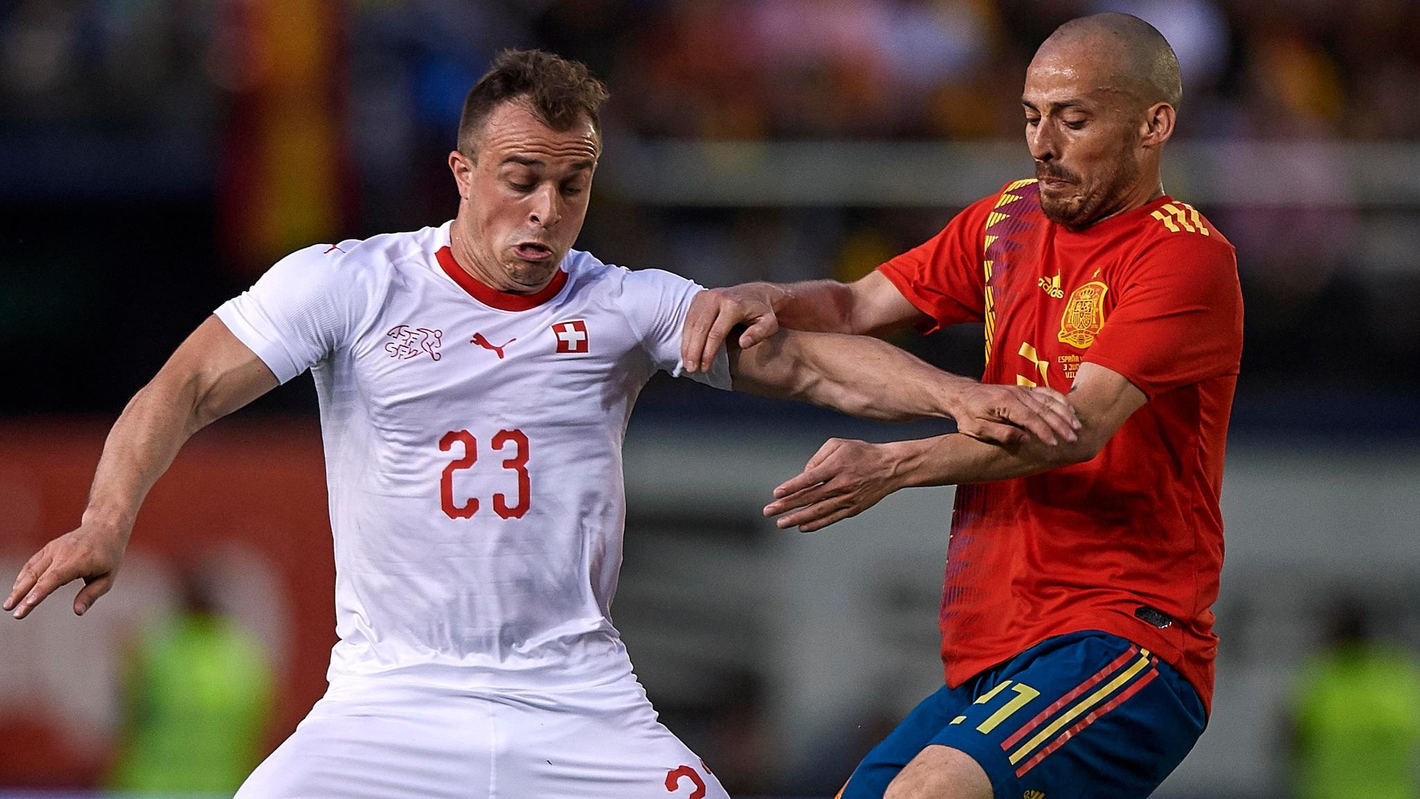 Spain vs Switzerland preview