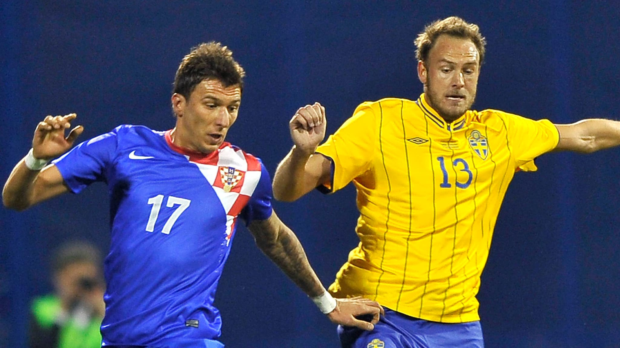 Croatie-Suède en Nations League, présentation du match
