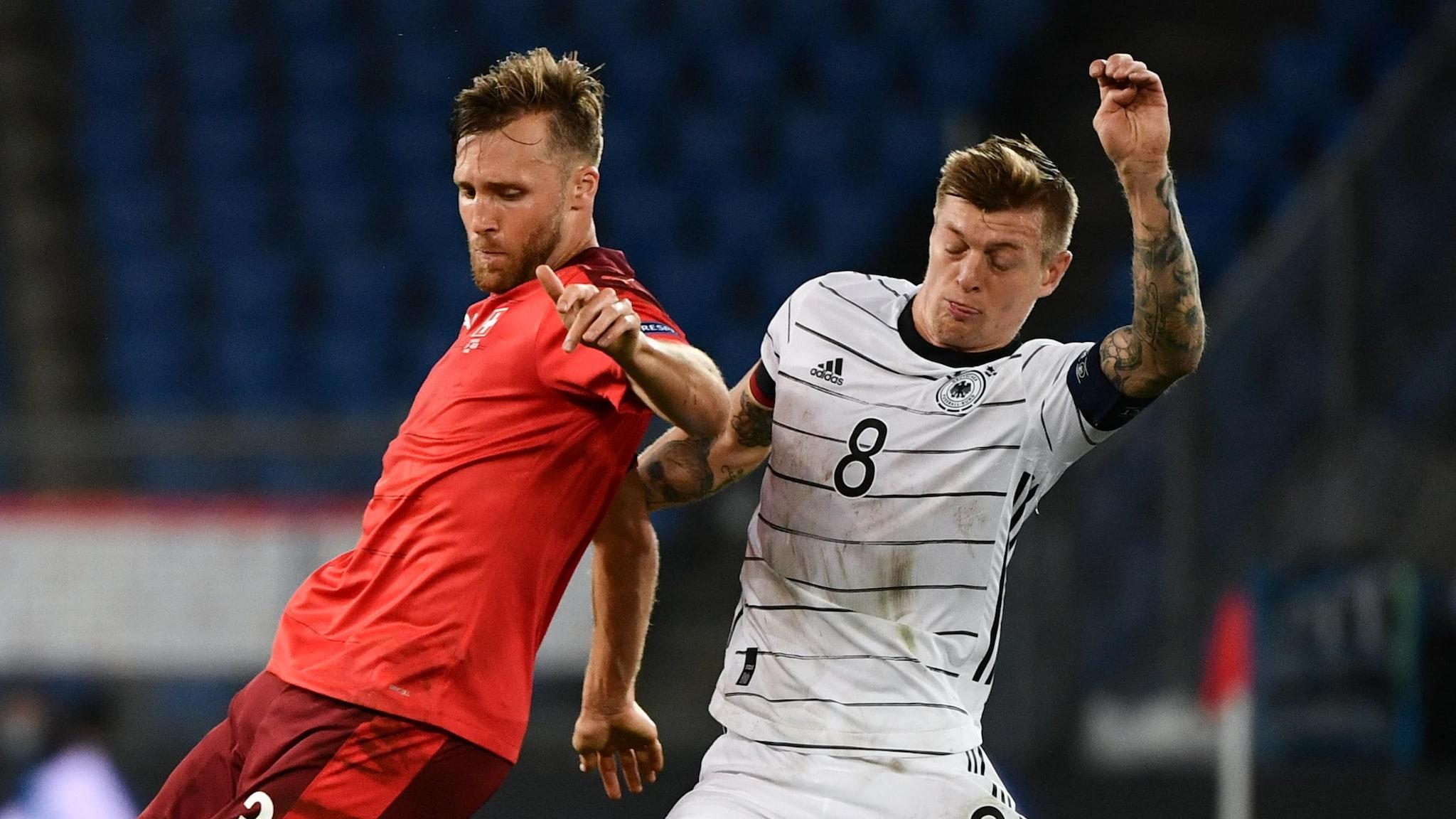 Allemagne-Suisse en Nations League, présentation du match