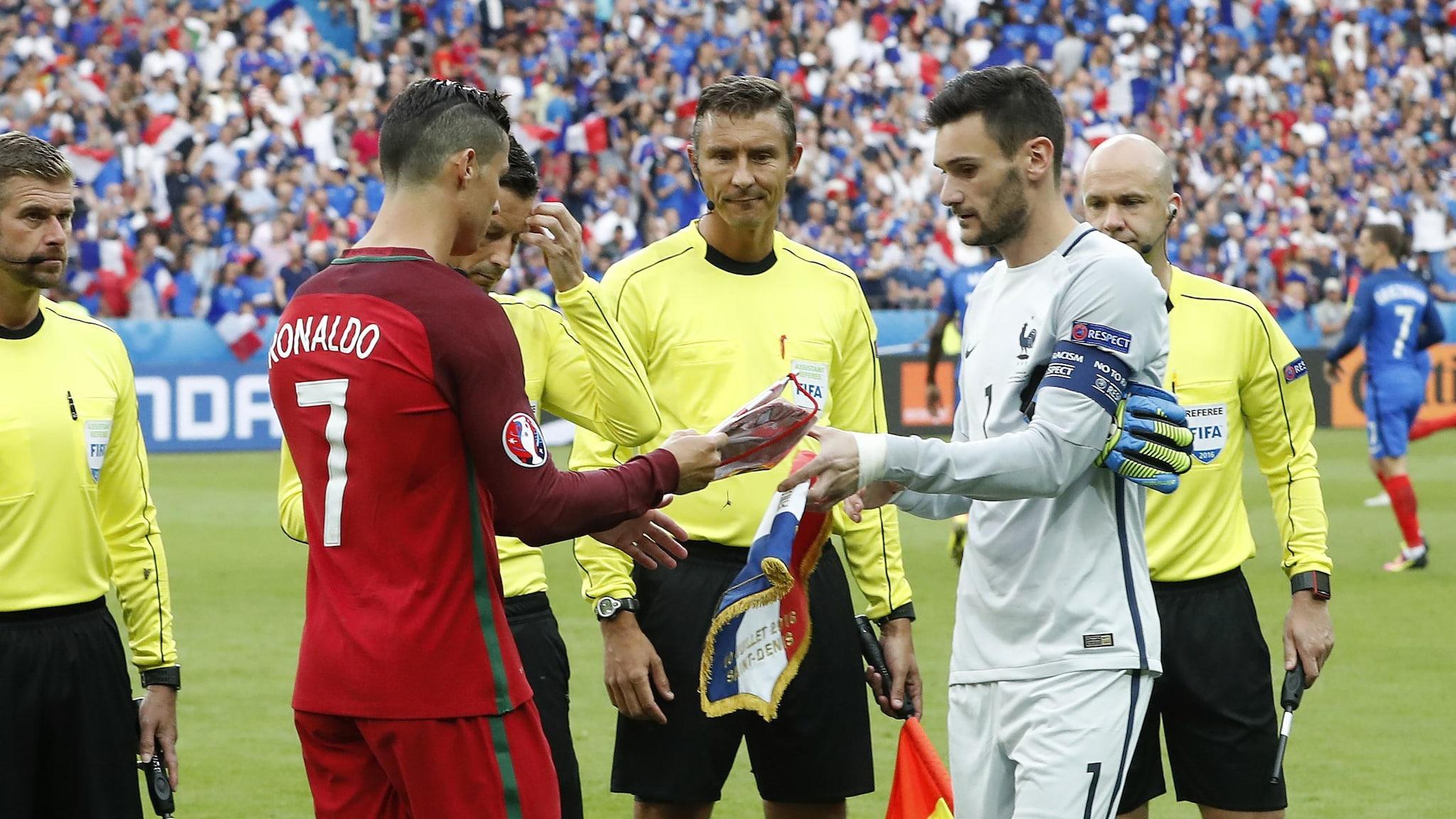 France - Portugal, présentation