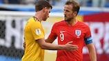 Inglaterra se enfrentó por última vez a Bélgica en el partido por el tercer puesto de la Copa del Mundo de 2018.
