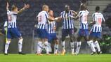 O FC Porto é o representante português no Pote 1