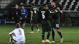 Highlights: PAOK 1-2 Krasnodar