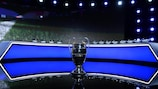 The group stage draw was held in Geneva