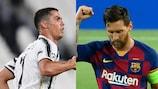 Ronaldo vs Messi: sus mejores goles en la fase de grupos