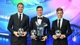Drei Bayern-Preisträger im Jahr 2020